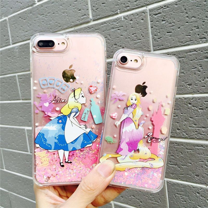custodia iphone 7 disney princess