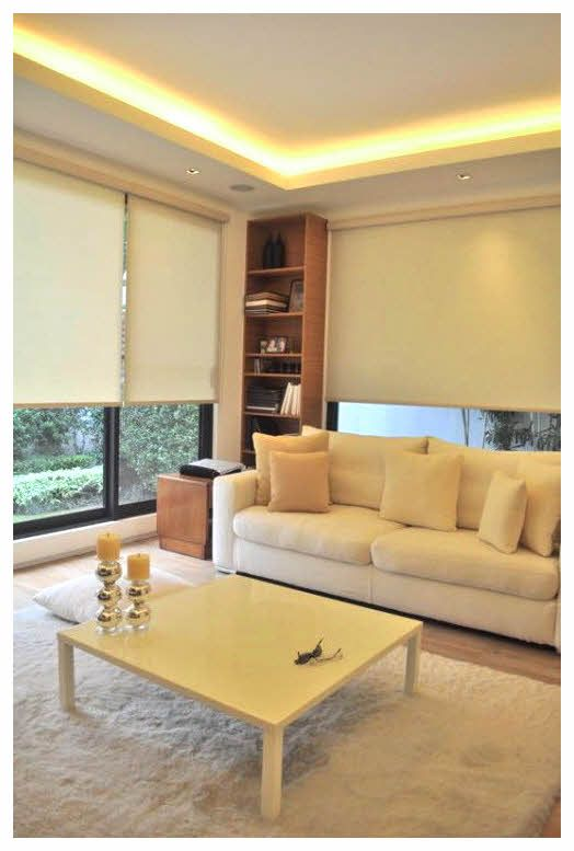 Hidden Lighting Within The Ceiling Lighting Living Room Recessed