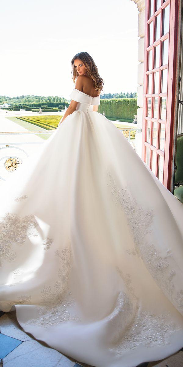 Milla Nova 2020 Wedding Dresses Collection | Wedding Forward – Wedding Dresses