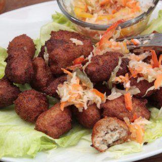 Accras Malanga Cuisine Haitienne C Est L Heure De L Apero In