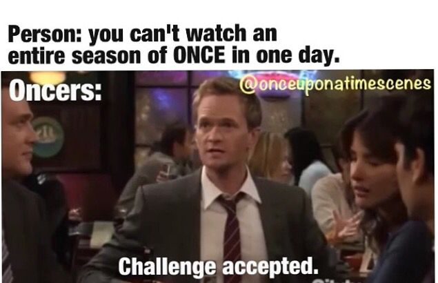 I did this with the first three seasons. I watched them a day at a time.