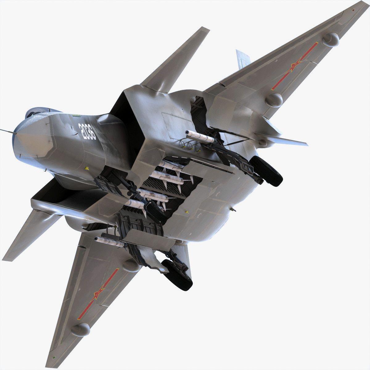 http://www.turbosquid.com/3d-models/3ds-max-chengdu-j-20/744687