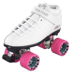 Riedell Skates R3 Roller Skate     Mine in white! I still like the black better. Because it's more rock and roll!!!