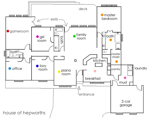 Pin On Becky Floor Plans