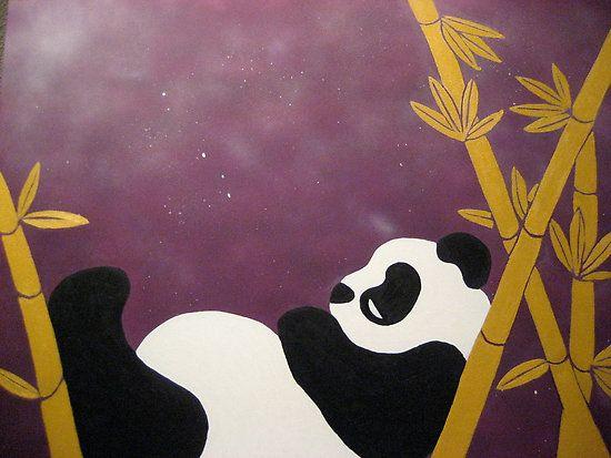 Relaxin' Panda