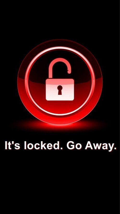 Locked Locked Wallpaper Broken Screen Wallpaper Cool Lock Screens