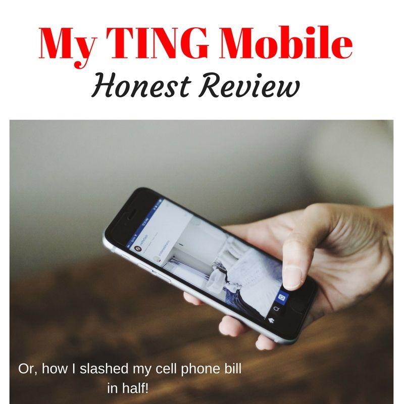 TING mobile review how I slashed my cell phone bill in