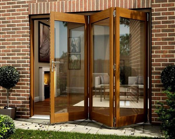 Exceptionnel Folding Patio Doors With Screens