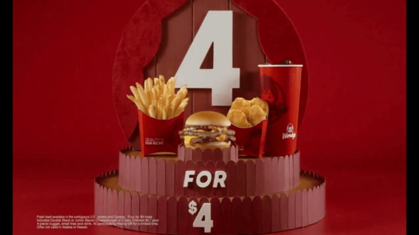 Wendy's New App Deals Get You Free Spicy Chicken