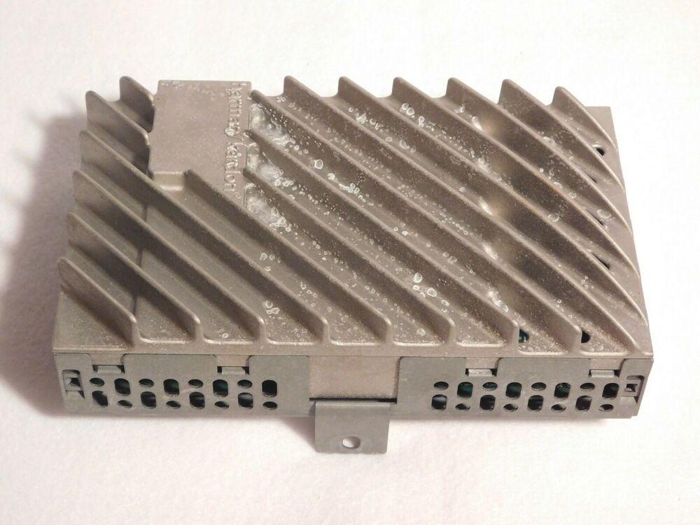 2010 2014 Mini Cooper 9217877 Amplifier Sound System Radio Audio Harman Becker Harmankardon Audio Sound System Amplifier