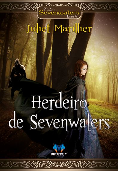 Saleta de Leitura Herdeiro de Sevenwaters - Lançamento Butterfly Editora
