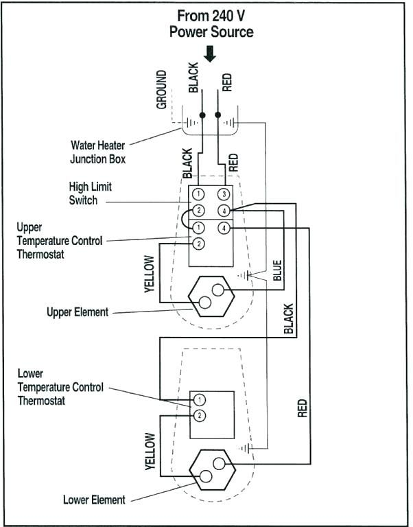 Suburban Water Heater Sw6De Wiring Diagram