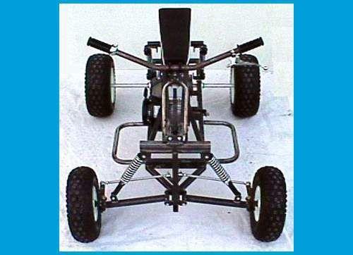 Cycling Disc Brake Gokarts Buggy Mini Dirt Bike ATV Front /&Rear Caliper Scooter
