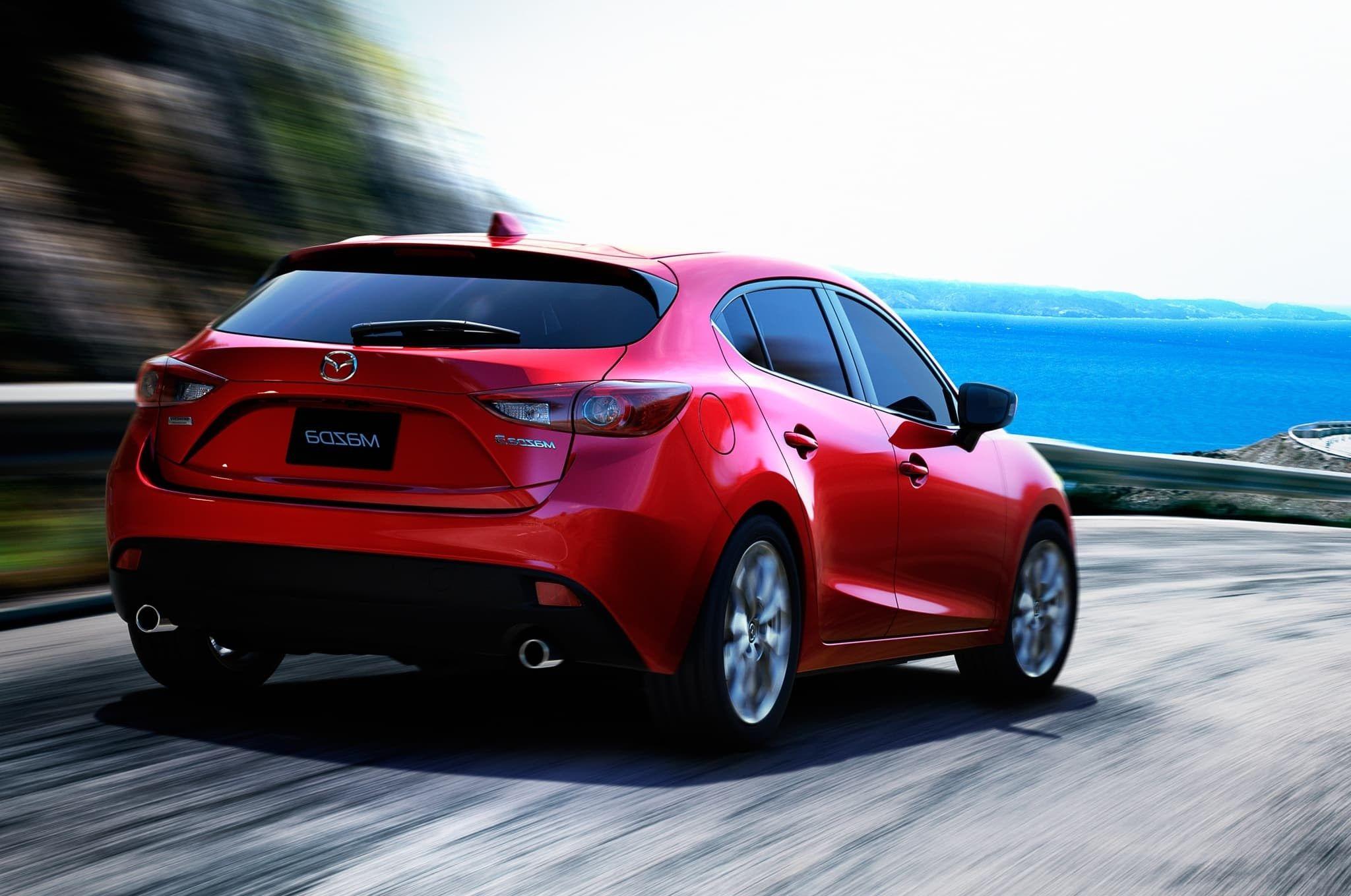 mazda 3 2016 hatchback ololoshenka Mazda 3, Mazda