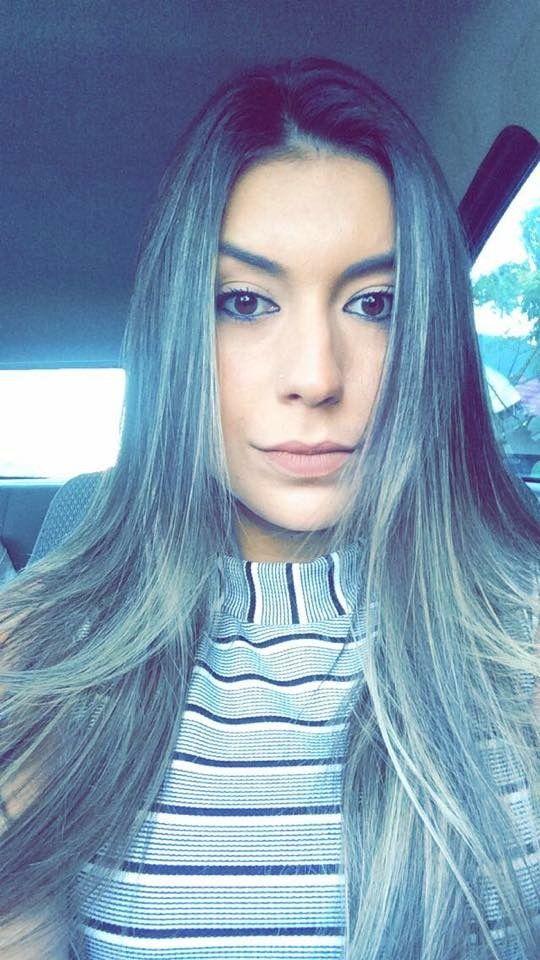That hair!! Mairah Garcia