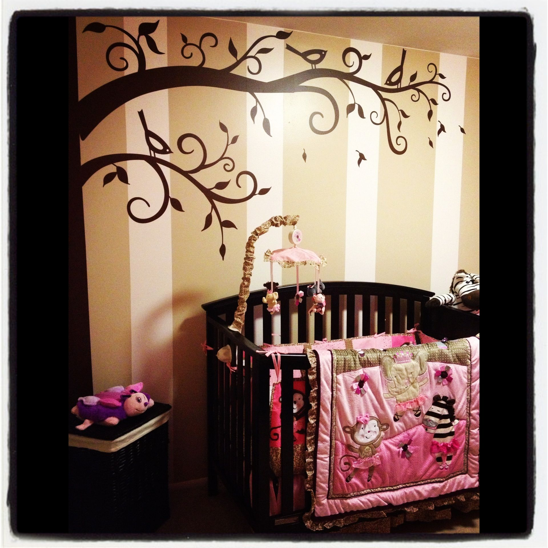 My Melanie's Room In Love!!!! Decal by WallDecalDepot