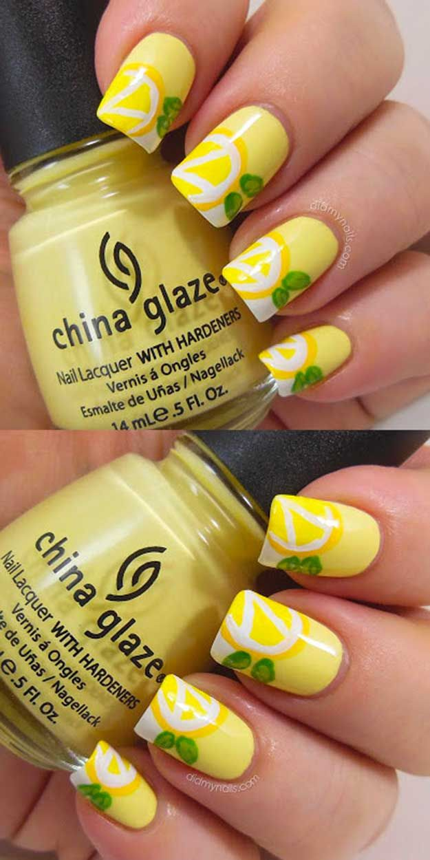 35 Unbelievably Brilliant French Manicures To Do At Home Pinterest