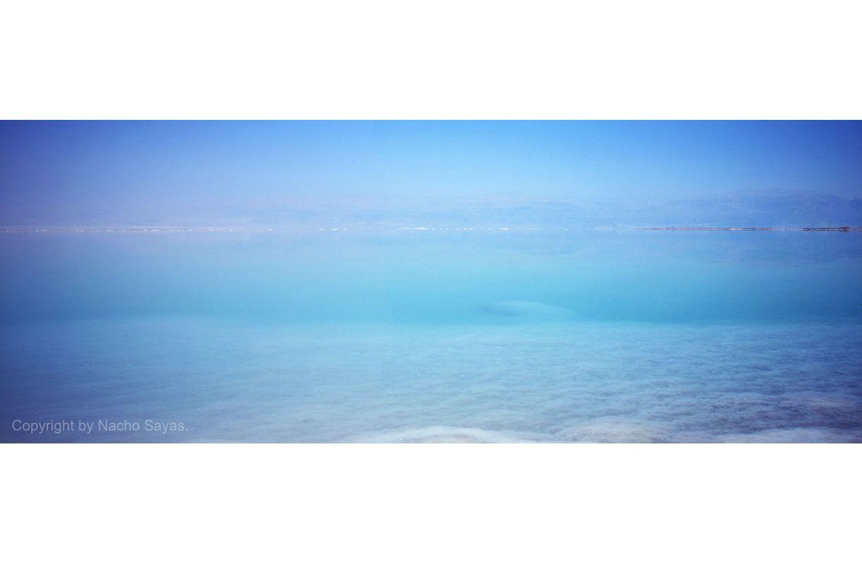 Horizontes - Mar Muerto, Israel. - Nacho Sayas