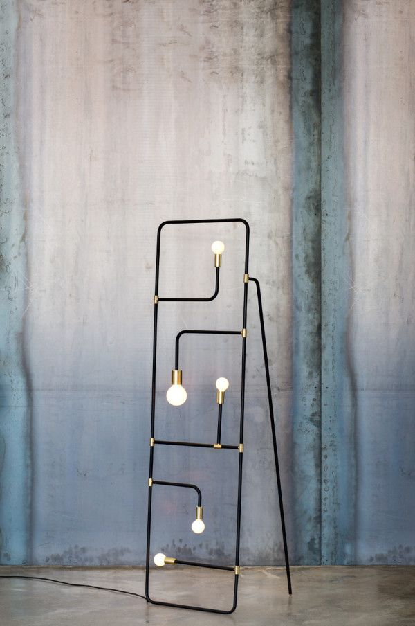 Lambert & Fils is set to unveil a new collection of sculptural lighting that was inspired by traditional Chinese screens at this year's ICFF.