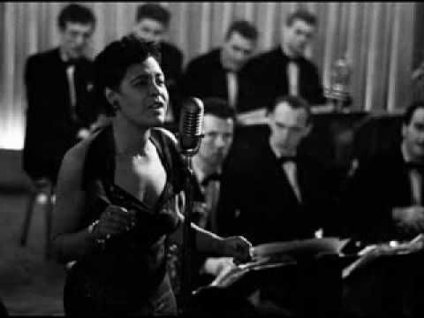 ▶ Billie Holiday Interview in New York, Extremely Rare!.avi - YouTube