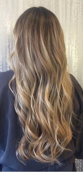 Light Blonde Highlights In Dirty Hair