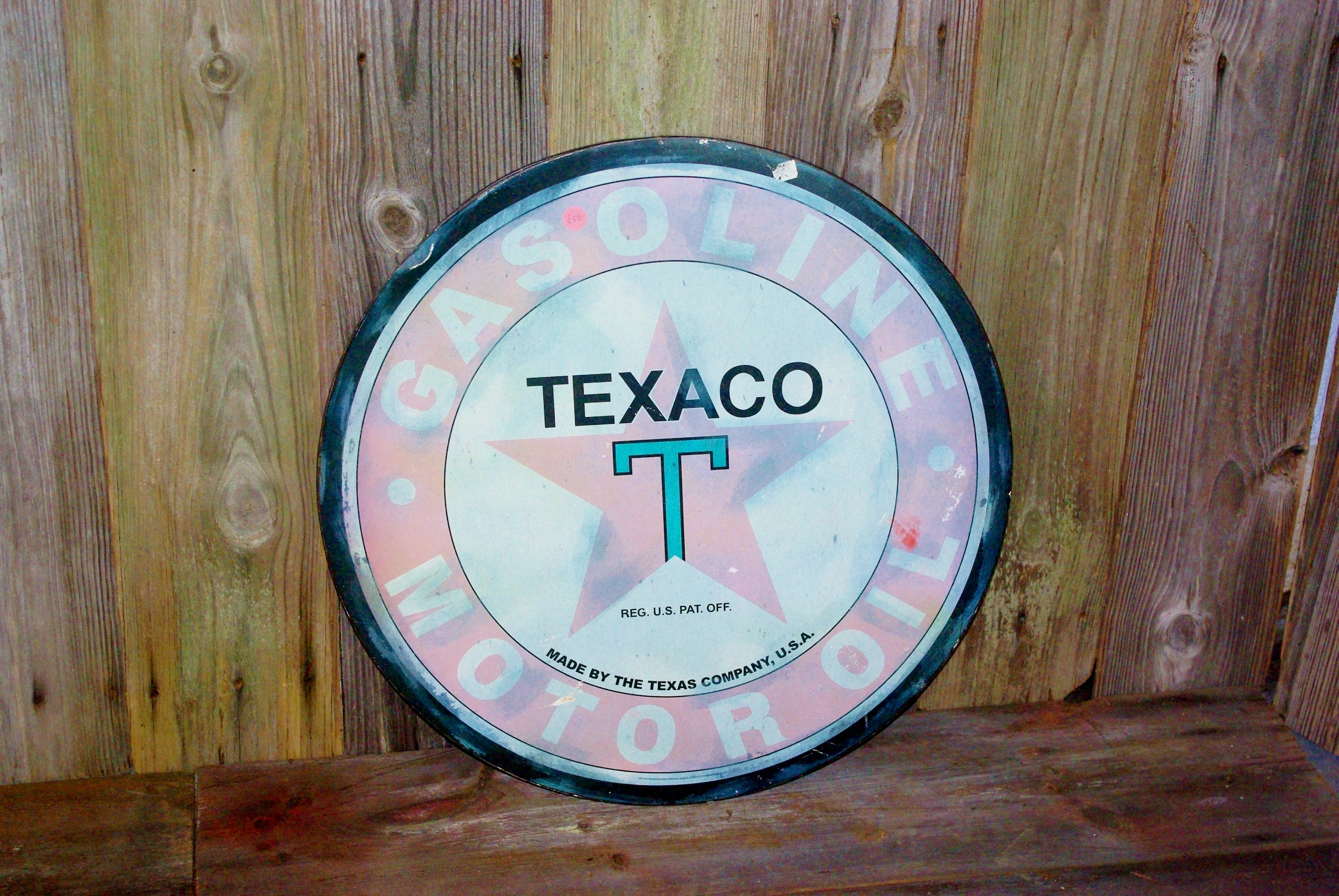 Car interior decoration toys  Large Texaco Sign  Tramps UK the best interior architectural and