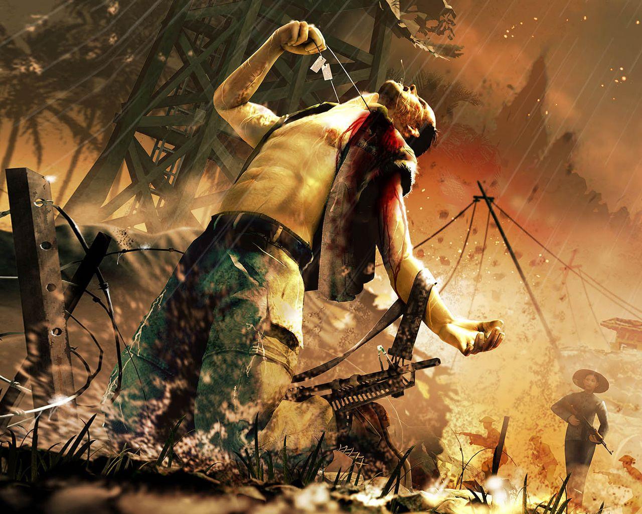 Maritza Craig Far Cry 2 Wallpaper Marvel Super Heroi Vilas