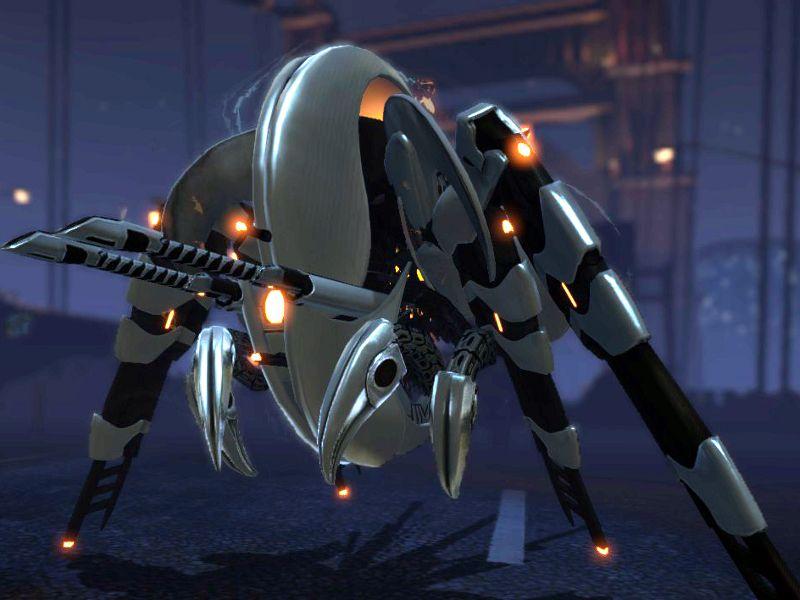 XCOM Alien Cyberdisk