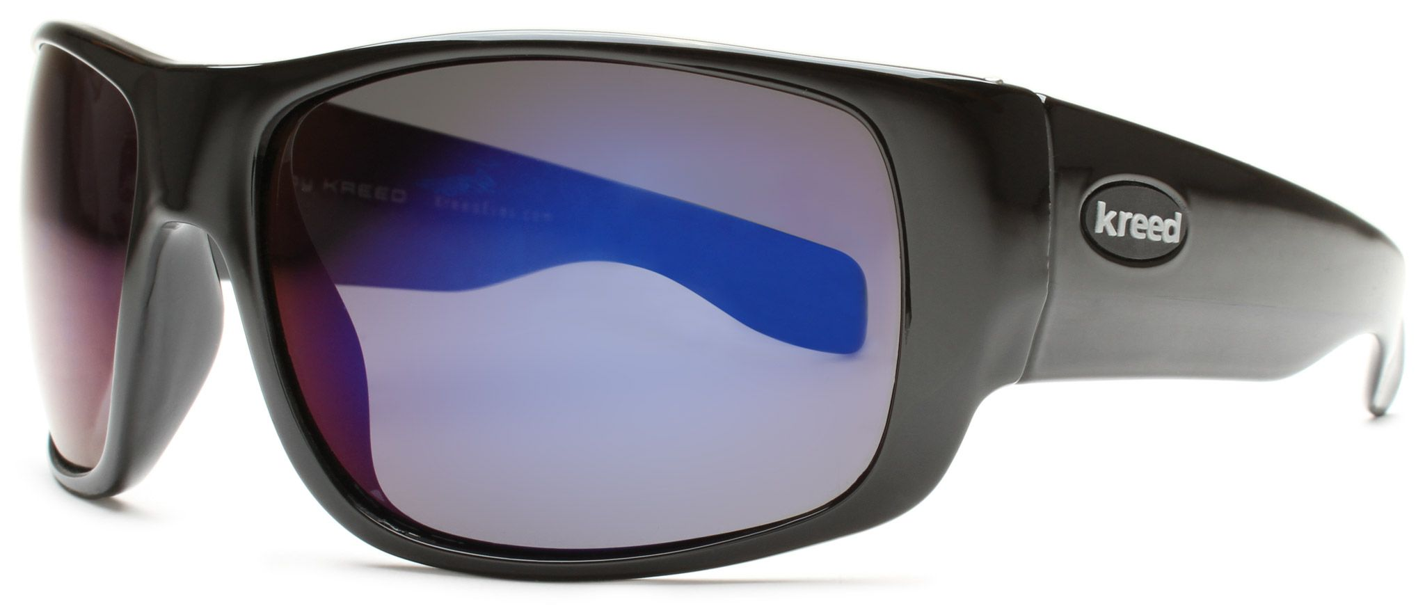 b96a93e695725 Floating – Shellcase – Gloss Black + Polarized Smoke and Blue Mirror ...