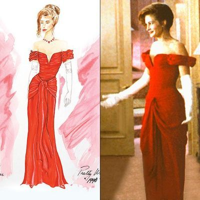 ce1b0673805 Inspired by Julia Roberts Celebrity Dresses Sheath Red Off the Shoulder  Ruffle Prom Dresses Evening Formal