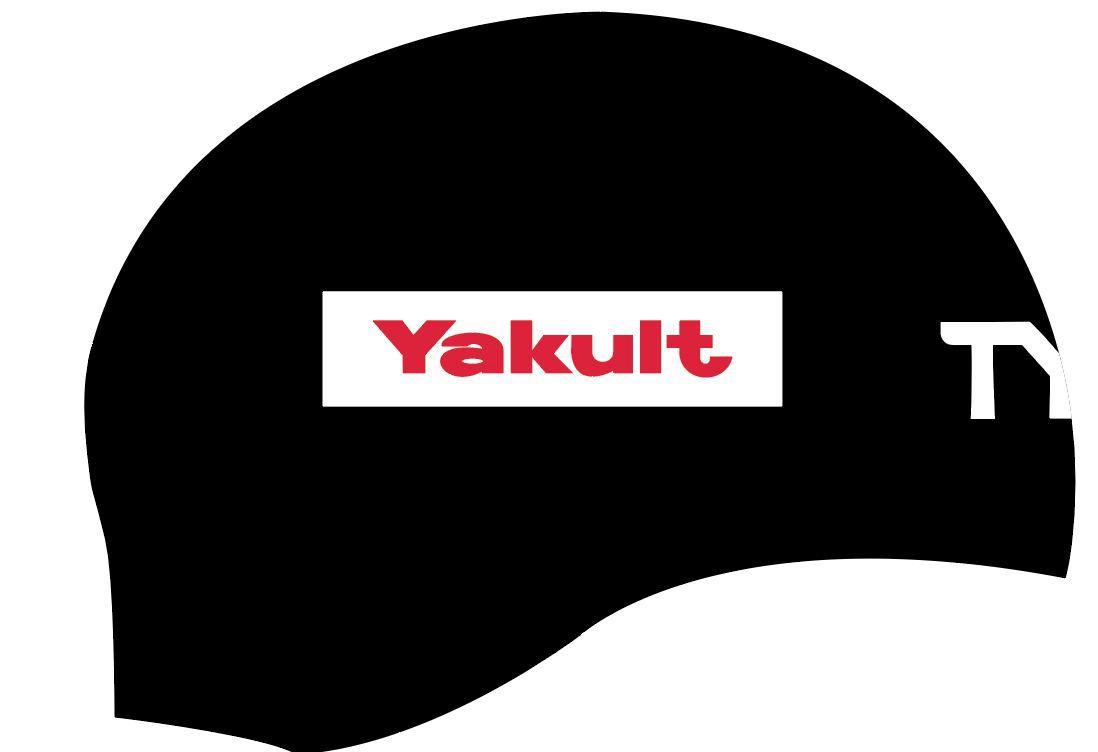 f7e40a80562 Silicone Dome Swim Cap Yakult British Federation