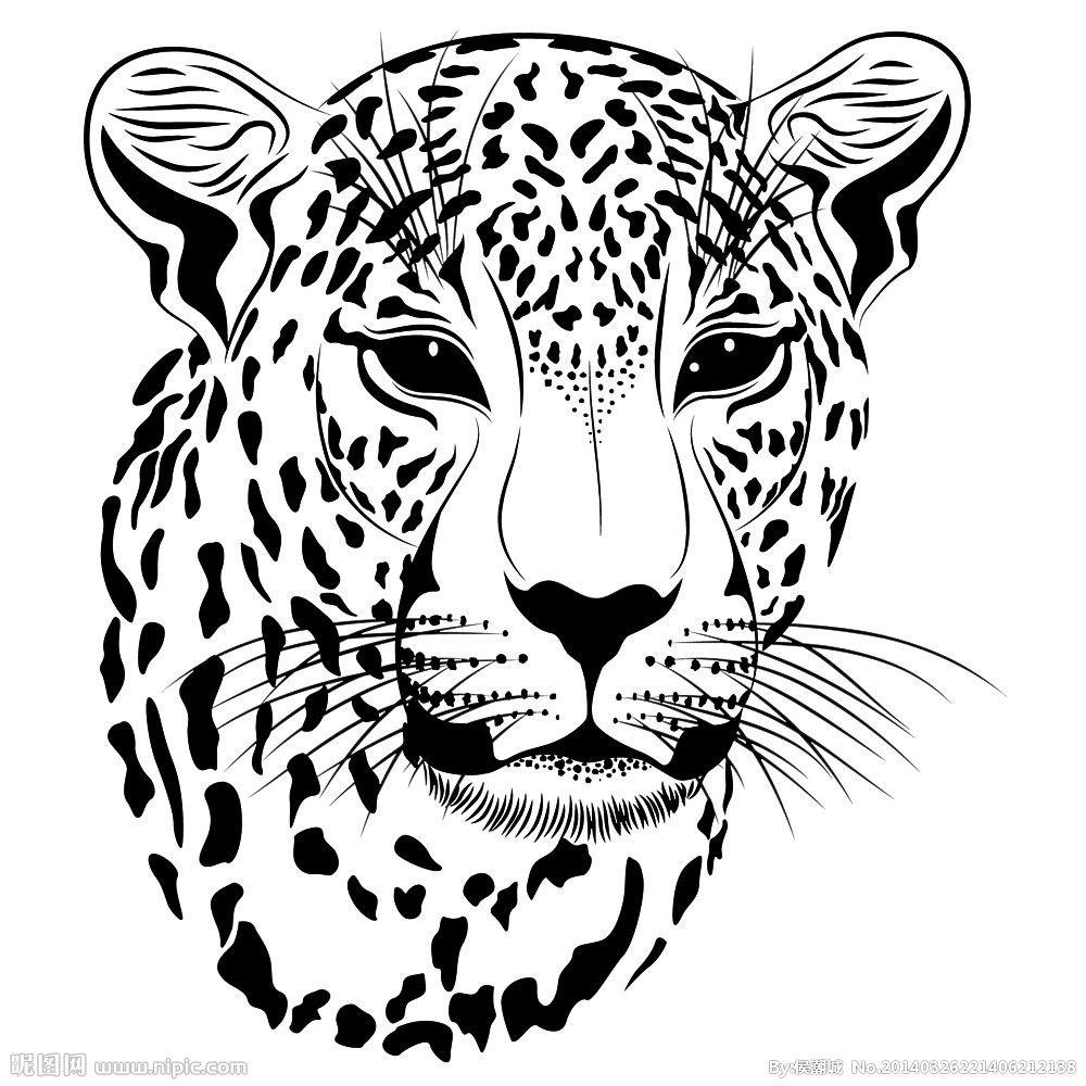 cheetah | angel | Pinterest | Cheetahs, Stenciling and Cricut for Clipart Leopard Face  535wja