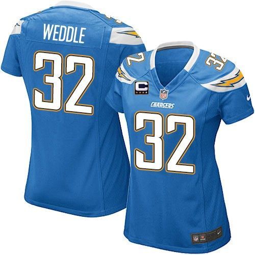 f3e60ee0c ... san diego chargers nike elite jersey blue fd162 64ad4  best 32 game  electric blue alternate nfl jersey eric elite nike womens eric weddle  electric blue