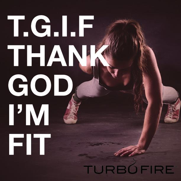 T.G.I.F <3 #motivation #fitspo