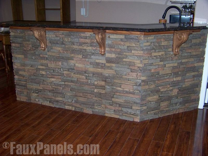stone under bars home bars simply gorgeous bar designs with faux panels