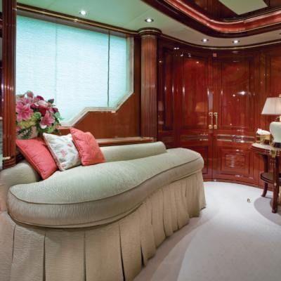 interiors of luxury yachts | AQUALIBRIUM Yacht Photos - CRN | Yacht Charter Fleet