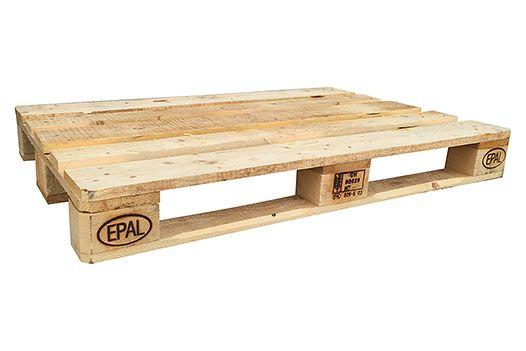 Bauen Sie einen hübschen Tisch aus Paletten im angesagten Vintage ...