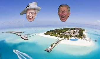 """Cayman: Luciferian Offshore """"Paradise"""" -- The Price is Right"""