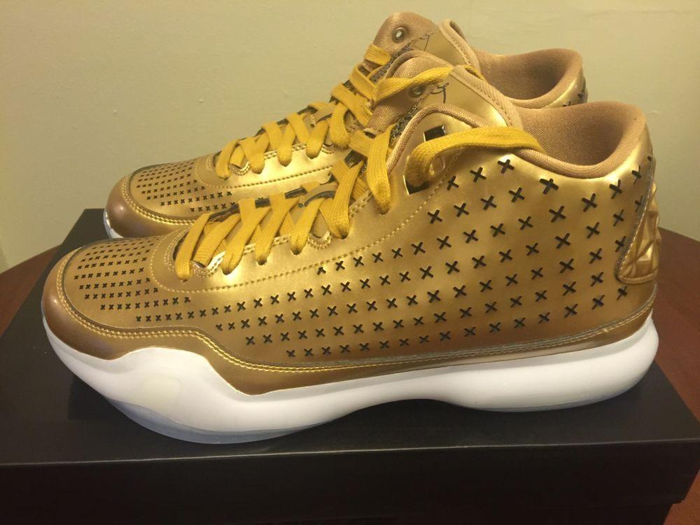 e9f5bb51cb11 Nike Kobe X 10 MID EXT Liquid Gold   Metallic Gold   Black 802366-700 size  11  Nike  BasketballShoes
