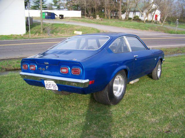 1971 71 Chevrolet V8 Vega Pro Street Or Race No Reserve Turn Key