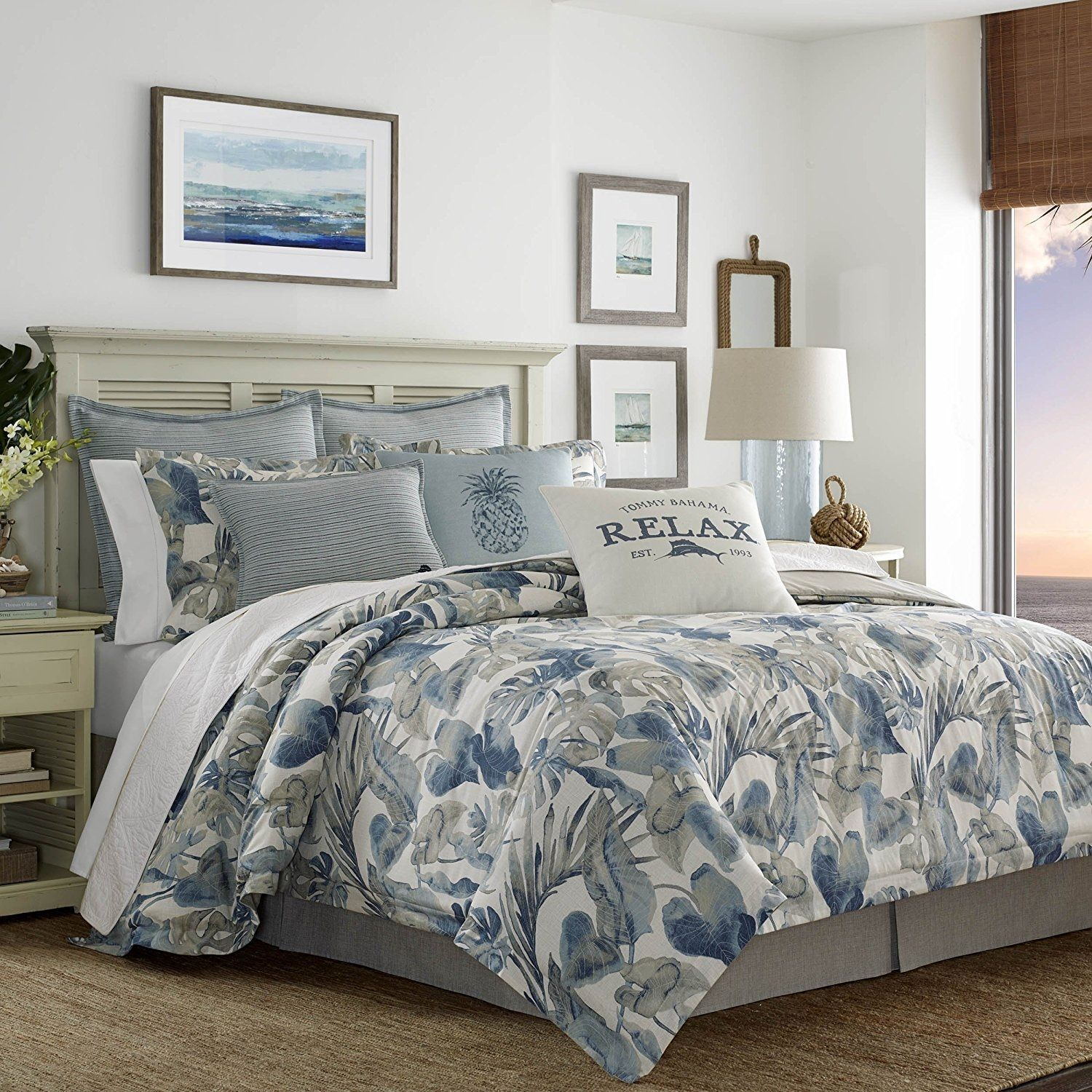 100 Tropical Bedding Sets And Tropical Comforters For 2020 Beachfront Decor Tropical Bedding Sets Comforter Sets Tropical Bedding