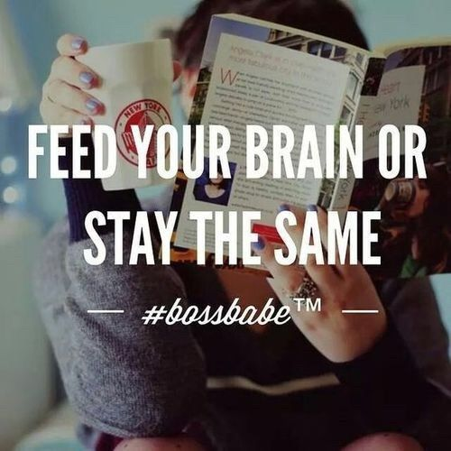 Girl Boss Book Quotes: Books, Study, Studyblr, Read, Brain, Motivation And Quote