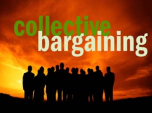 Collective Bargaining Is A Process Of Negotiations Between Employers
