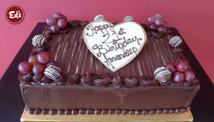 cake design rectangle Rectangle Birthday Cake Designs  Cake designs birthday, Cake