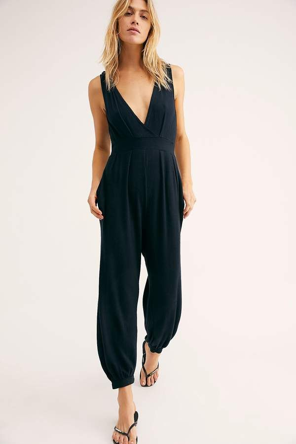 Right Time Jumper #casualjumpsuit