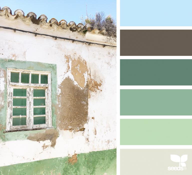 Wandfarbe Farbtöne, Farbkombinationen Und