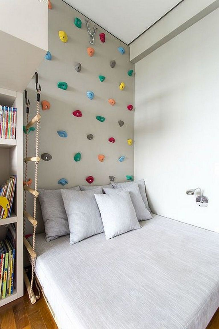 30 Elegant And Easy Diy Wall Decor Ideas For Bedroom Small Kids Room Kids Bedroom Walls Cool Kids Rooms