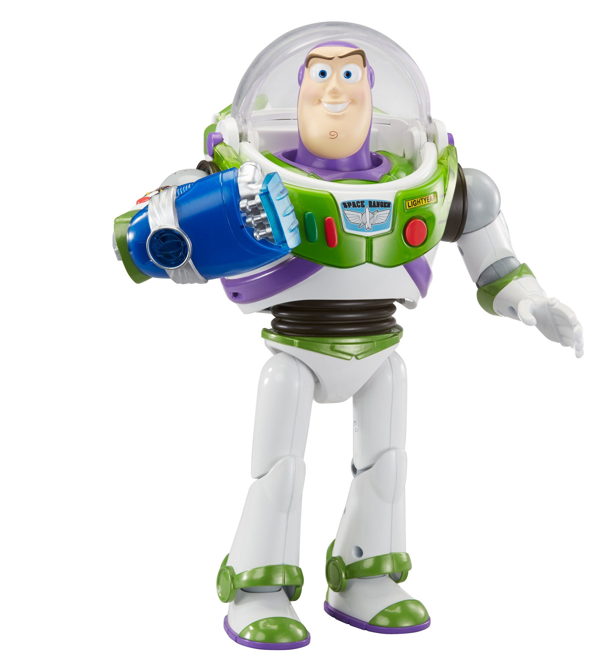Toy Story Ultimate Action - Buzz Lightyear  Amazon.es  Juguetes y juegos 72481a6f105