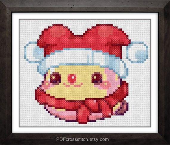 0167Foona  PDF Cross Stitch pattern by PDFcrossstitch, $4.90