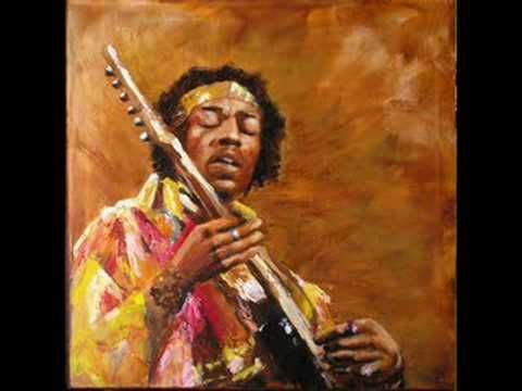 NUMBER ONE Best Guitarist of hystory - Jimi Hendrix - Somewhere Over The Rainbow